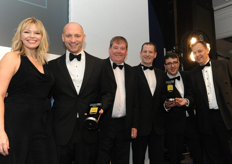 Microlise Receives Commercial Fleet Award For Innovative New Product Of The Year 2019