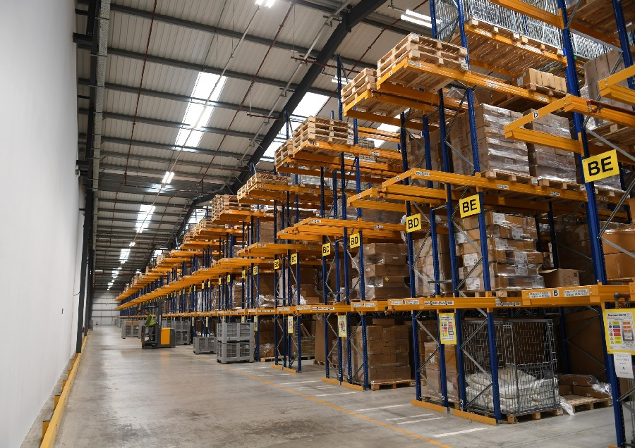 Coach House automates warehouse operations and optimises space with Jungheinrich