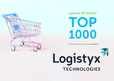 Logistyx Technologies Named #1 Fulfillment Software Provider to Internet Retailer's Top 1000 Retailers