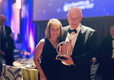 Peter Brereton of Tecsys Inc. Named EY Entrepreneur Of The Year® 2019 Quebec for Technology