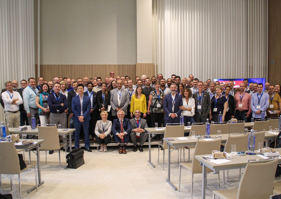 TSC Auto ID's 13th Partner Meeting celebrates achievements and demonstrates new products