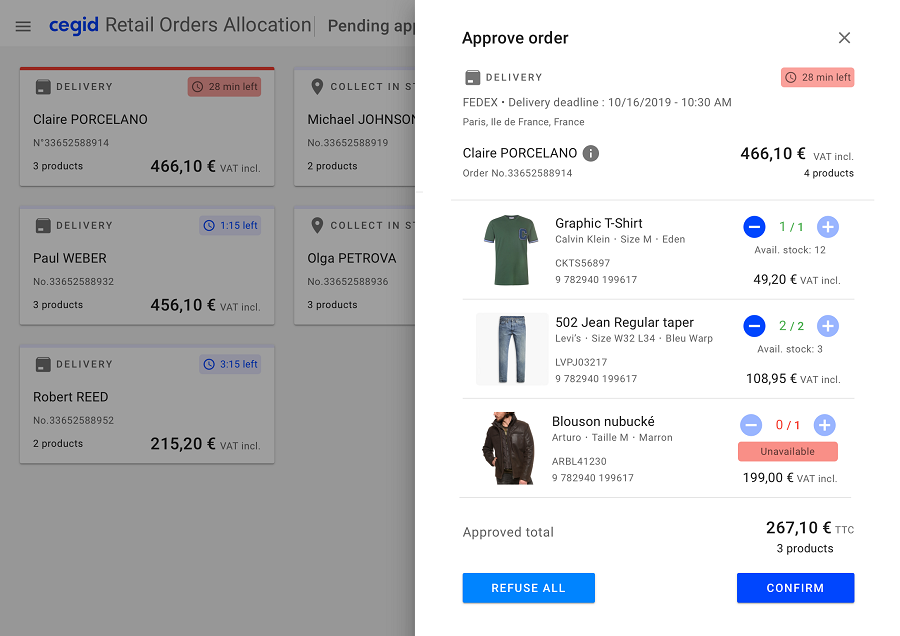 Cegid launches new distributed order management solution to help retailers speed up deliveries to consumers and reduce costs