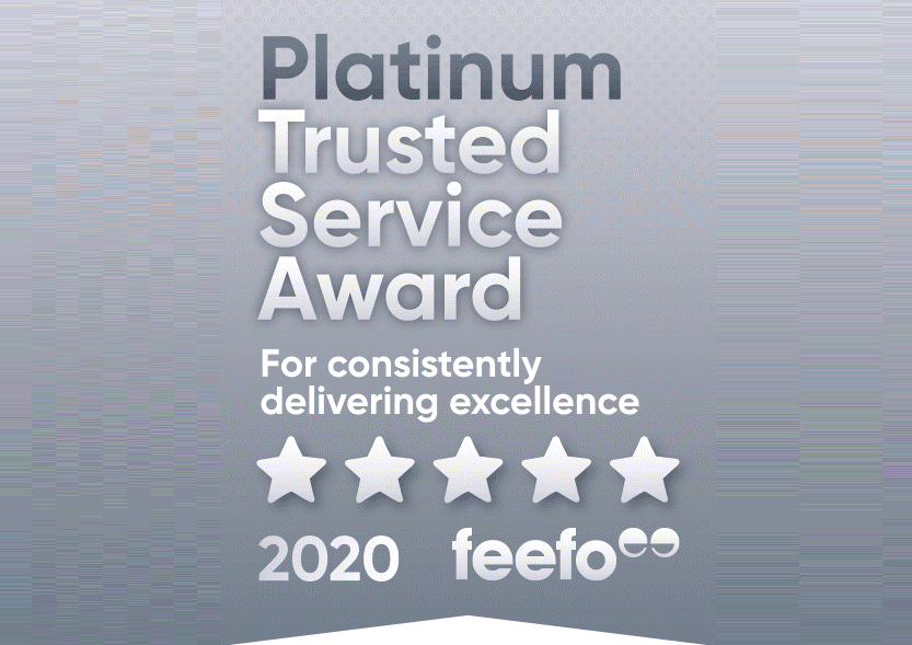 Halo Financial receives Feefo Platinum Trusted Service Award