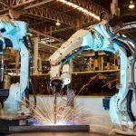 Productivity in welding for manufacturing: implementing Industry 4.0