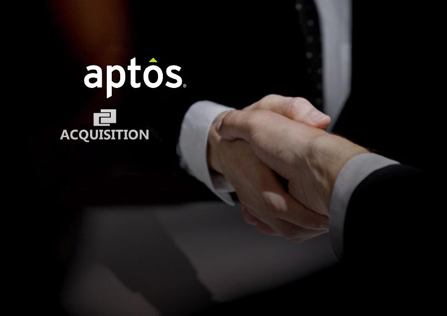 Aptos Completes Acquisition by Affiliates of Goldman Sachs Merchant Banking Division