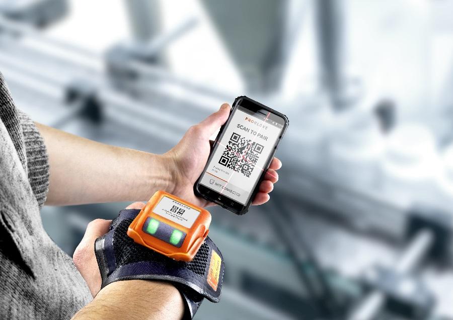 ProGlove Unveils Glove Scanner with Display
