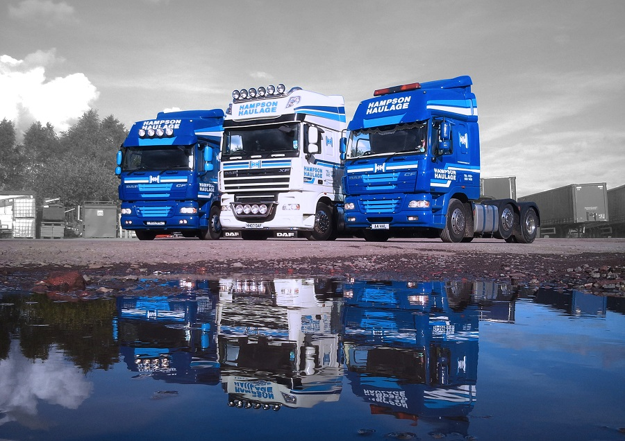 TPN strikes gold again with new Member Hampson Haulage