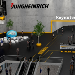 "Jungheinrich welcomes cyber security expert Karsten Zimmer to the keynote sessions of the ""Jungheinrich Virtual Tradeshow"""