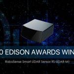 RoboSense Smart LiDAR Sensor Wins the 2020 Edison Awards