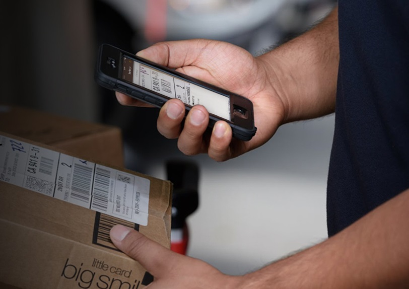 Contactless proof of delivery – free web app launched by Scandit