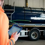 Tanker group drivers take the tablet as customers sign-up for Mandata's new electronic waste transfer signature solution