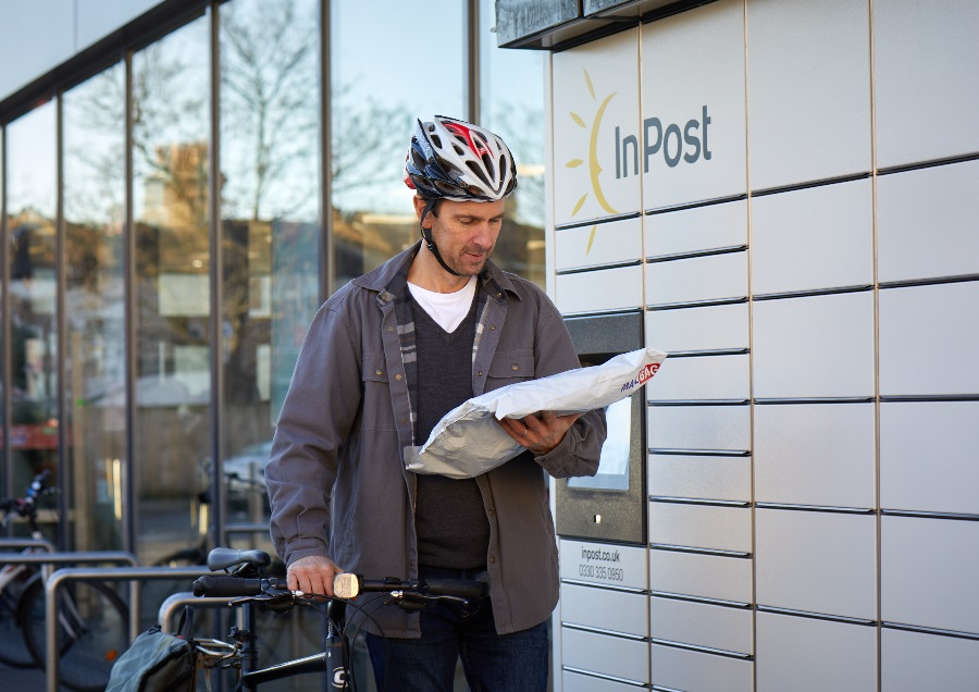 WDP and InPost secure partnership for  Capital Card® users during pandemic