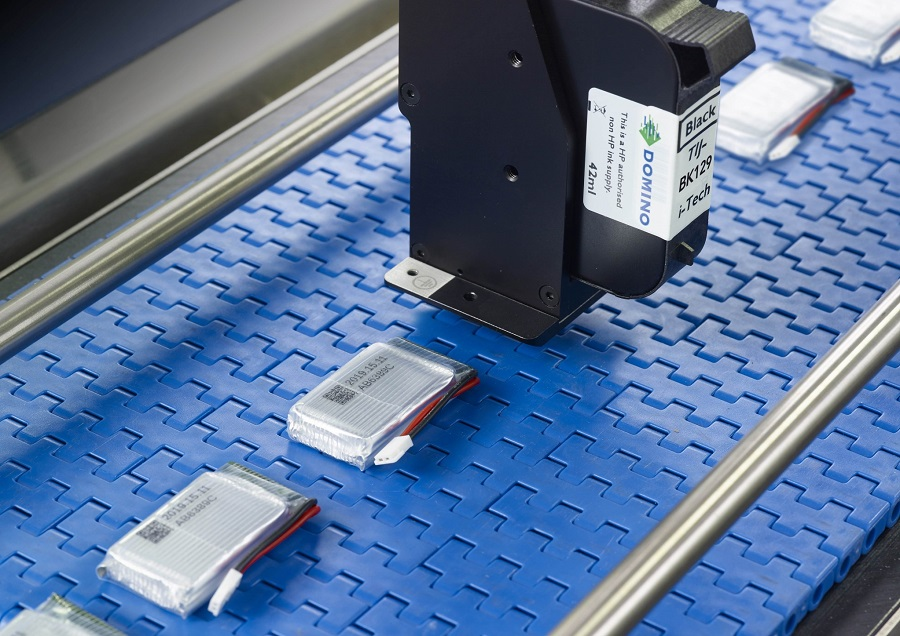 Domino's Next Generation Thermal Inkjet Printers Set New Standard for Factory of the Future