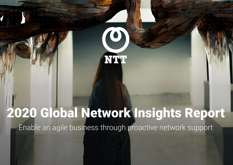 Businesses face cybersecurity risk as new research from NTT Ltd. shows surge in remote working & obsolete devices on the network
