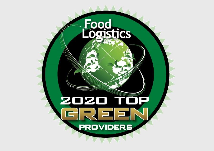 Elemica Wins Food Logistics Green Supply Chain Award