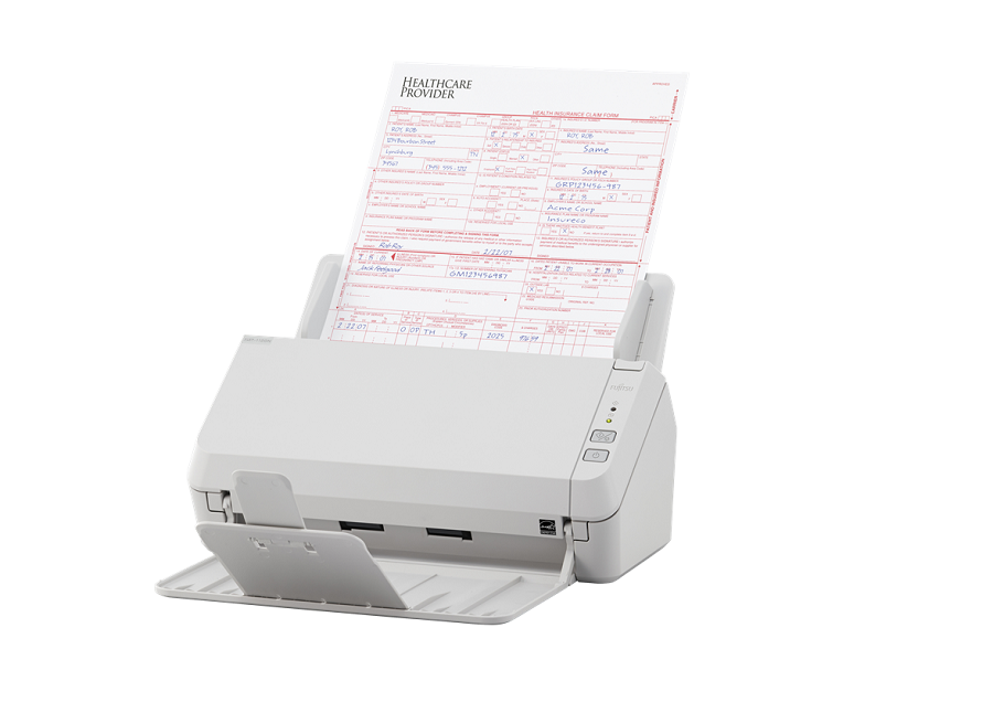 Market Leader PFU (EMEA) Limited Launches Second Generation Fujitsu SP Series Scanners