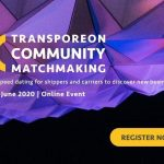 Transporeon Community Matchmaking | 23-24 June 2020