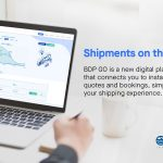 BDP International Unveils Digital Shipping Platform