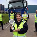 Boughey Distribution Wins 'Most Improved' In The Microlise Driver of the Year Awards 2020