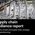 COVID-19 five times more disruptive to manufacturing supply chains than cyberattacks according to new report