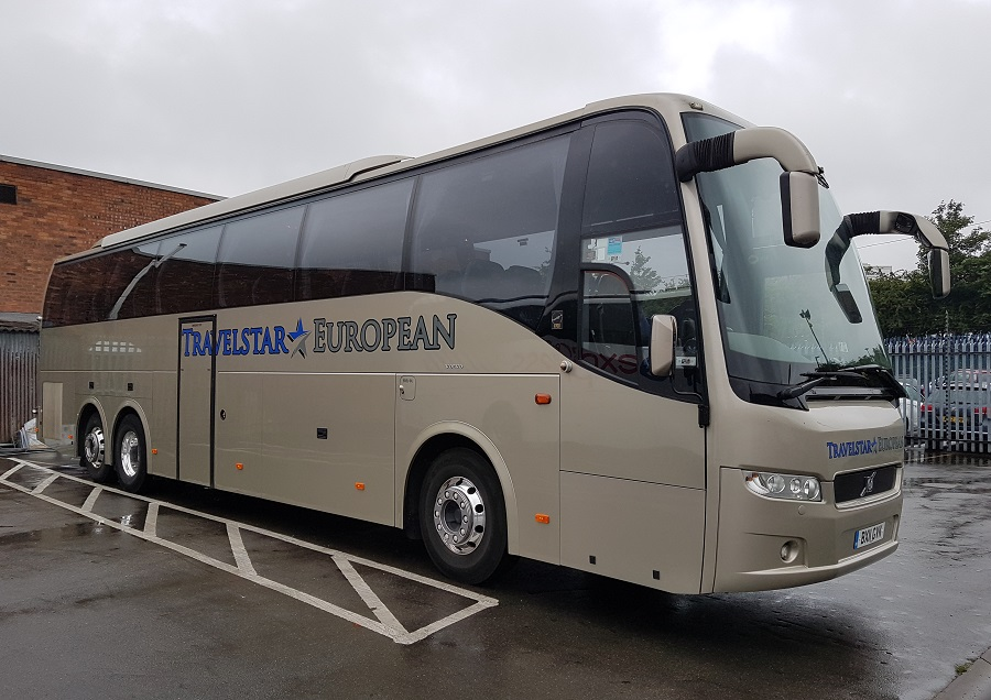 Travelstar European switch to TruTac for improved driver control