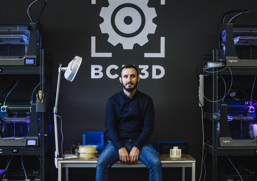 BCN3D secures €2.8 million funding round led by CDTI & Spanish industrial business group Mondragon during pandemic