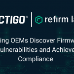 Sectigo & ReFirm Labs Partner to Help Device Manufacturers Uncover IoT Firmware Vulnerabilities & Achieve Compliance