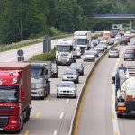 Available capacity falls in the European road transport market despite seasonally lower industrial production