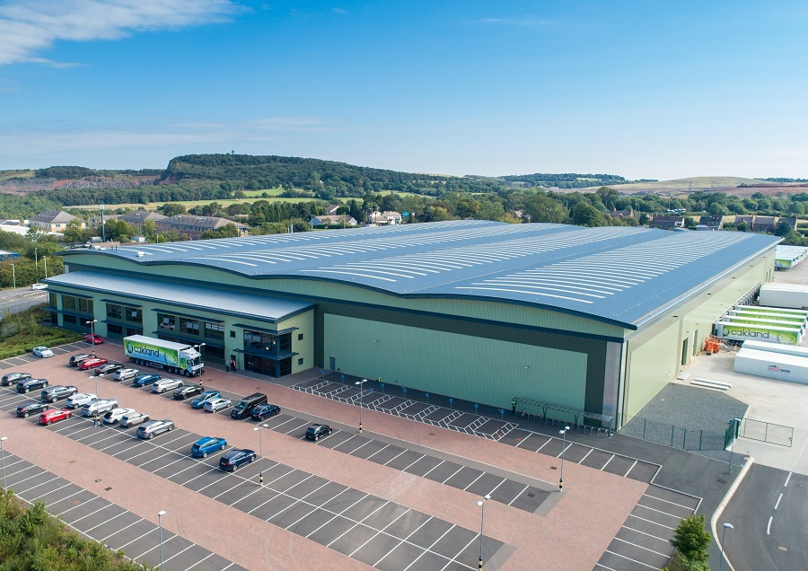 Jobs created as Oakland International launches Leicestershire warehouse