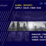 More than a third of UK organisations have no way of knowing if a cyber risk emerges in their supply chain