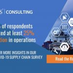 New survey: 85% of supply chains hit by reductions during COVID-19 pandemic