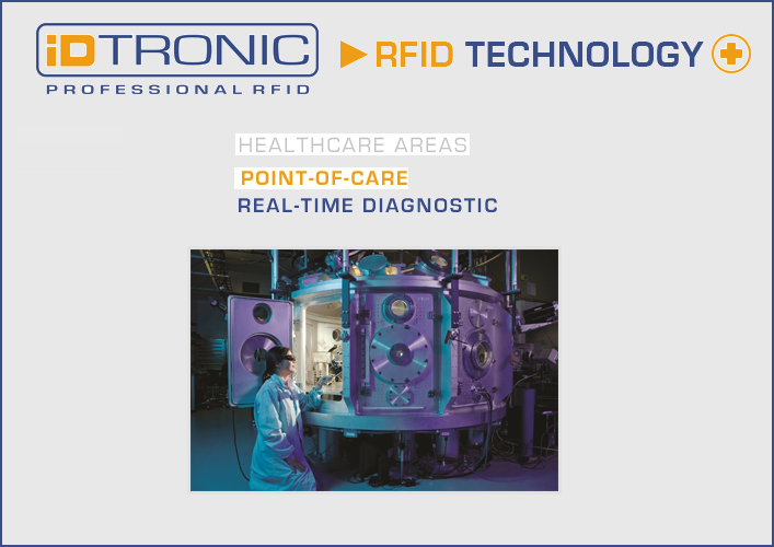 RFID Technology in Health Care Areas: Point-of-Care Laboratory Diagnostic Systems for Real-Time Analysis of COVID-19