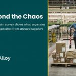 New survey highlights practices that limit supply chain firefighting