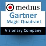 Medius (Wax Digital) positioned as a Visionary in the Gartner Magic Quadrant for Procure-to-Pay Suites