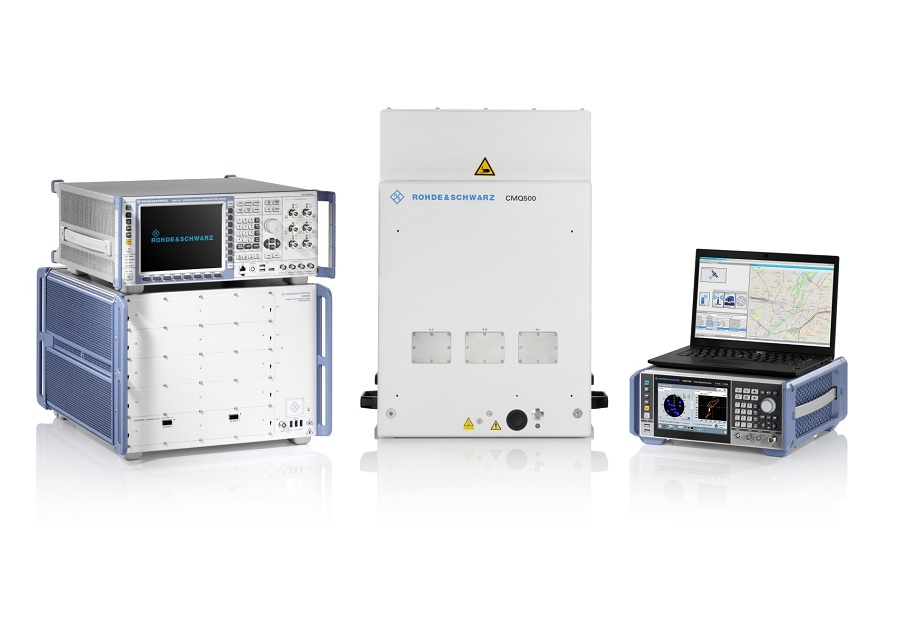 Rohde & Schwarz propels 5G LBS with Assisted-GPS & 5G NR FR2 mmW performance testing