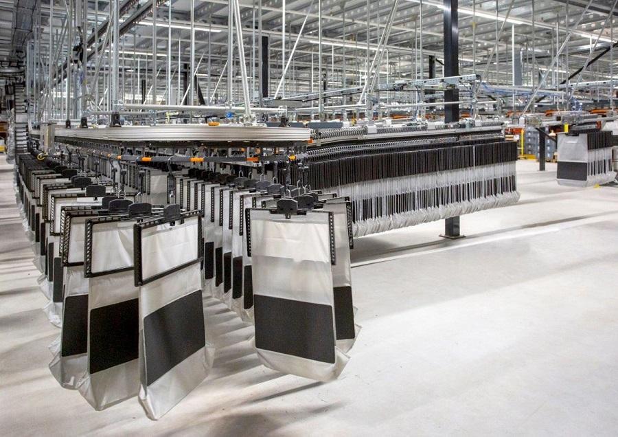 Vanderlande delivers innovative AIRTRAX Pocket to de Bijenkorf