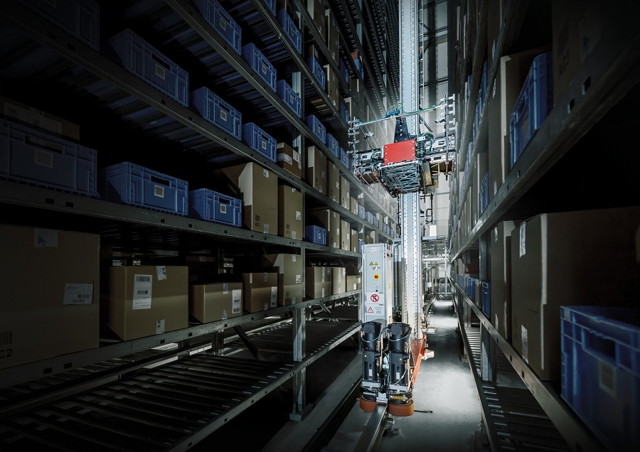 Atomic Austria relies on automation from Jungheinrich