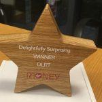 DLRT win virgin money award