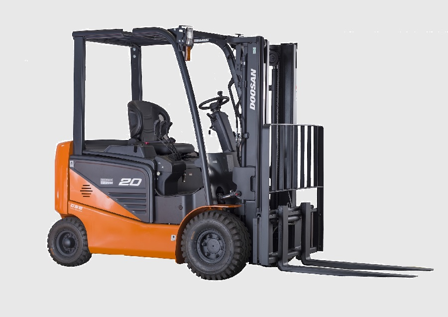 Doosan launch low-cost NXE Series electric forklifts - IT Supply Chain
