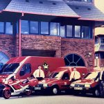 Nationwide courier marks 30th anniversary