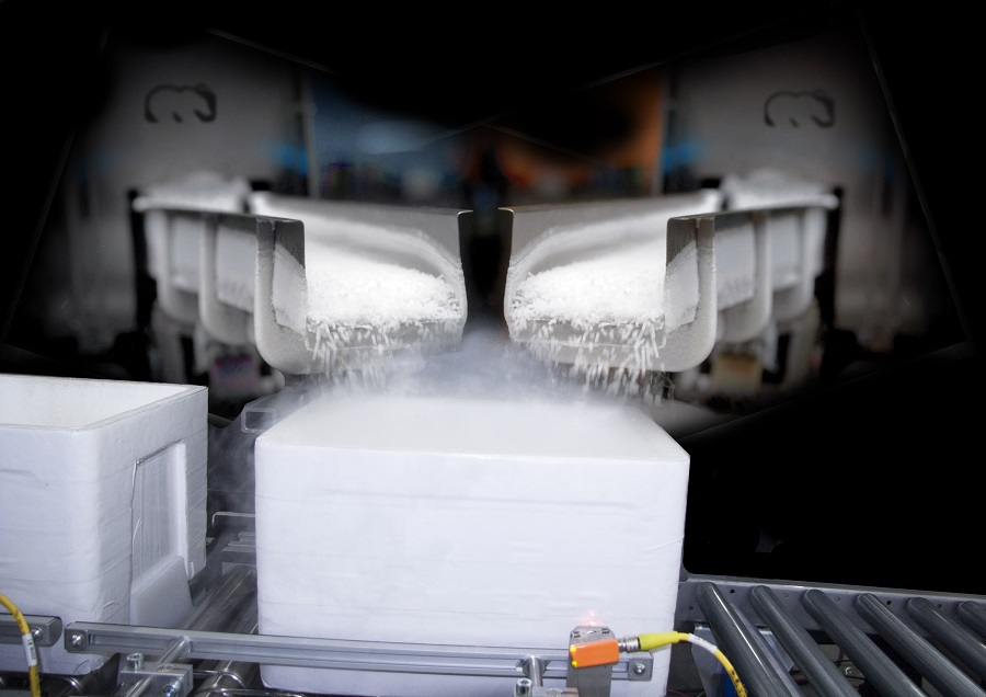 Cold Jet is providing lifesaving dry ice