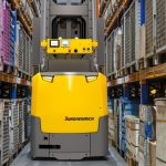 Feintool orders automated narrow-aisle warehouse from Jungheinrich