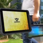 WEROCK presents robust industrial tablet Rocktab L110 with bright display