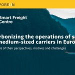Decarbonisation study: a call to focus on SME road freight carriers