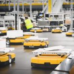 Leading Japanese parcel company installs 'Mini Yellow' technology