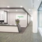 Schneider Electric digitally retrofits London, Warrington, & Coventry offices