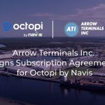 Arrow Terminals Inc. Signs Subscription Agreement for Octopi by Navis