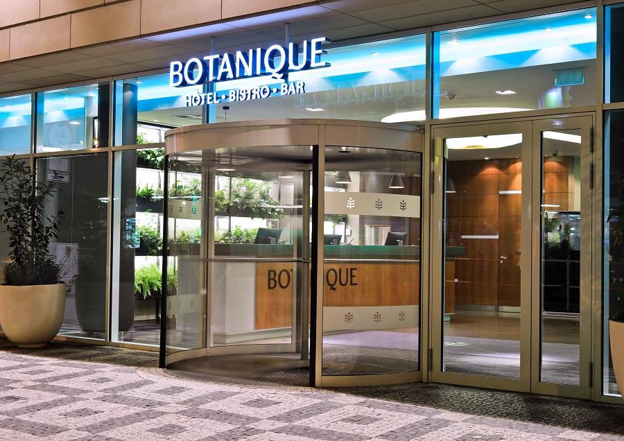 Botanique Hotel Prague Blooms with Infor