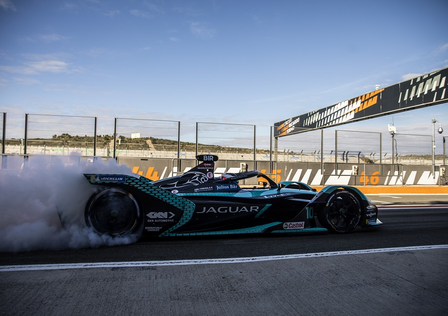 Jaguar Racing welcomes Micro Focus as official technical partner to accelerate performance on & off track