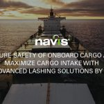 Ensure Safety of Onboard Cargo & Maximize Cargo Intake with the Advanced Lashing Solutions by Navis